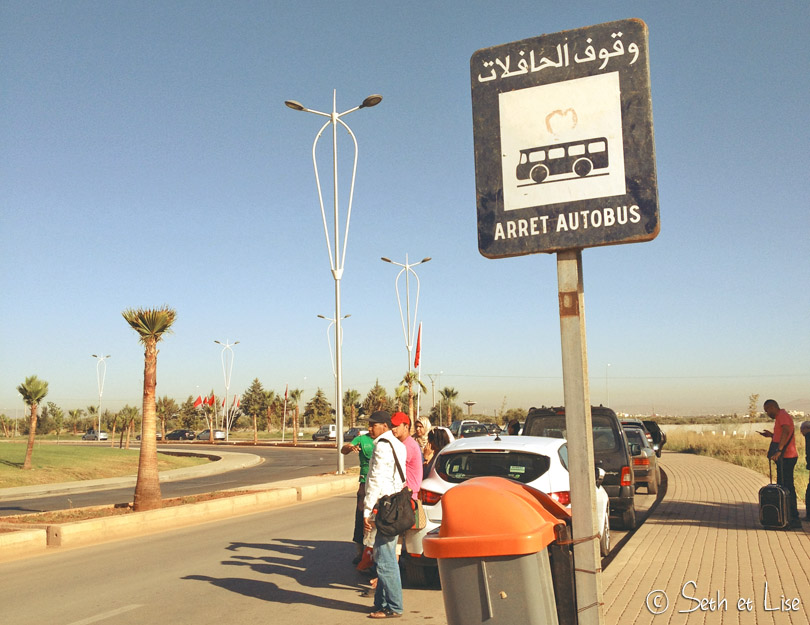 station bus fes maroc 16