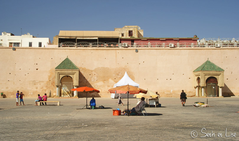 place El Edhim meknes