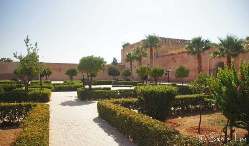 cité imperiale meknès