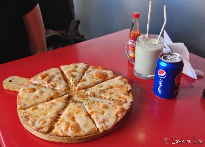 Pizza meknes