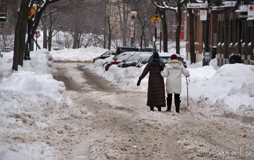 handicap montreal hiver