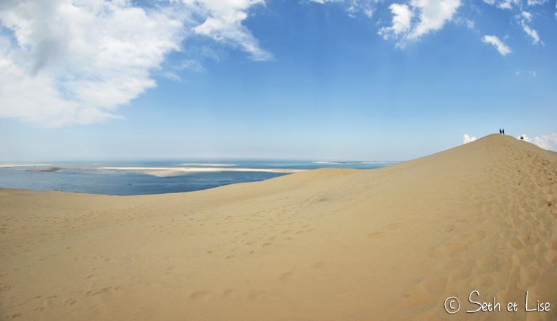 dune pilat view