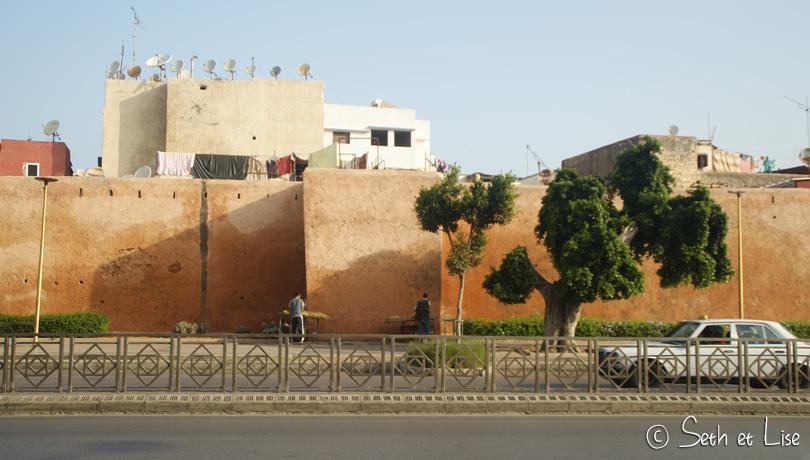medina maroc rabat