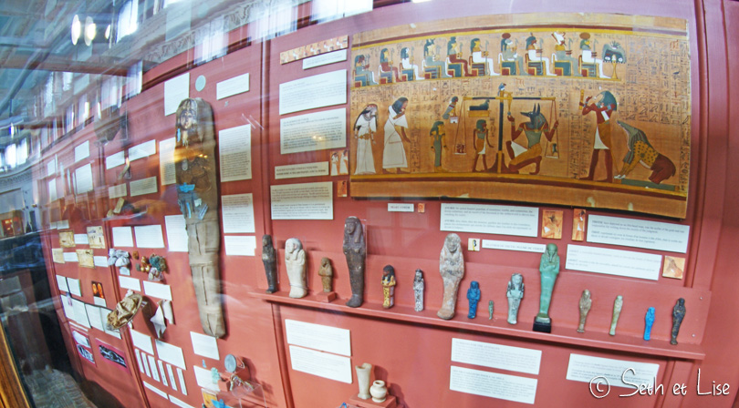 egypte musée redpath