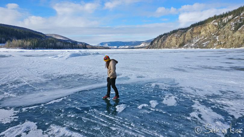 Yukon River breakup