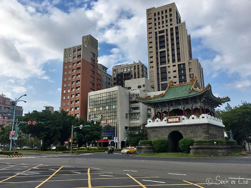 building taipei taiwan architecture