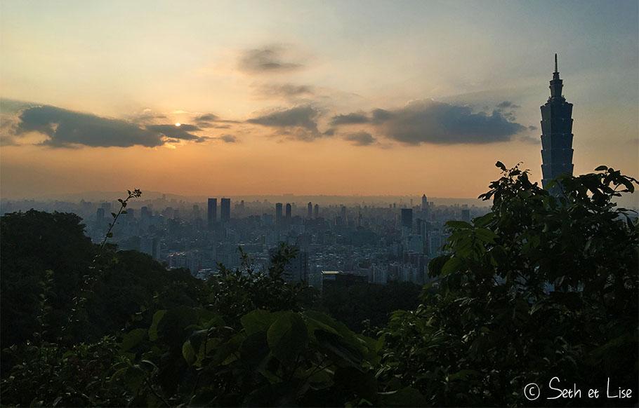 Budget d'un voyage à Taipei, Taïwan