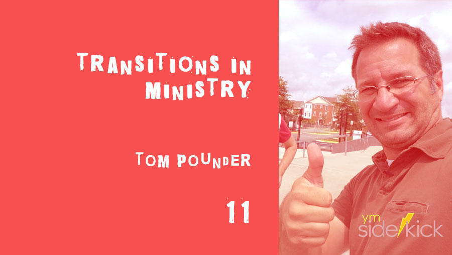 Transitions in Ministry with Tom Pounder
