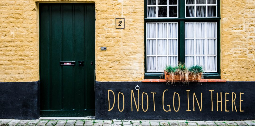 Free ebook: do not go in there: 5 things i wish someone had told me when i started ministry