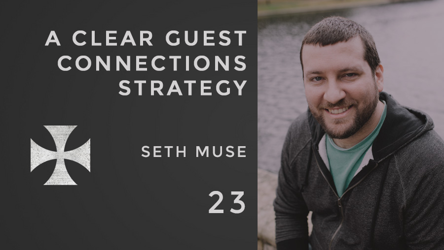 Guest connections first impressions seth muse the seminary of hard knocks podcast