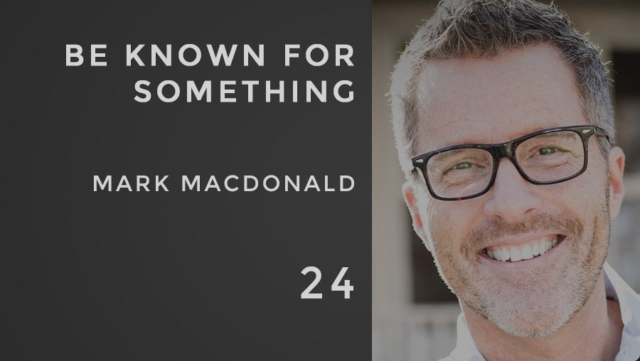 be known for something, the seminary of hard knocks podcast with seth muse