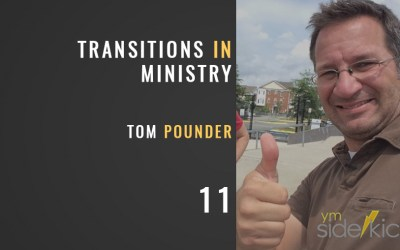Transitions in Ministry w/ Tom Pounder