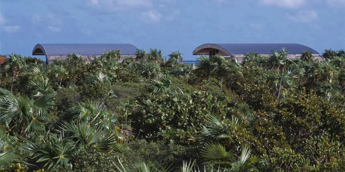 Beach House In Turks And Caicos Islands Seth Stein