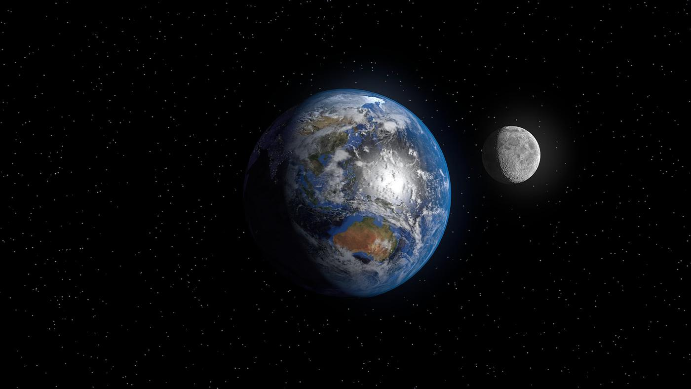 Did Early Earth Spin On Its Side?   SETI Institute