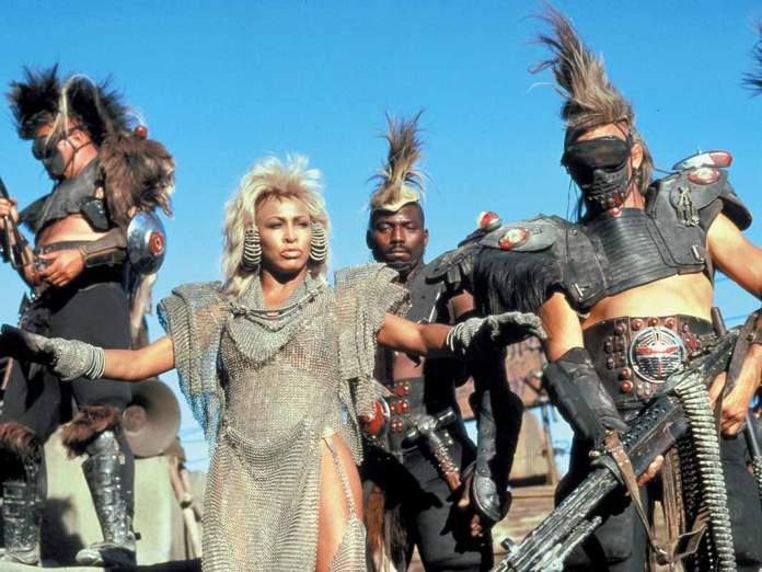 Escena de la pel·lícula Mad Max (1979)