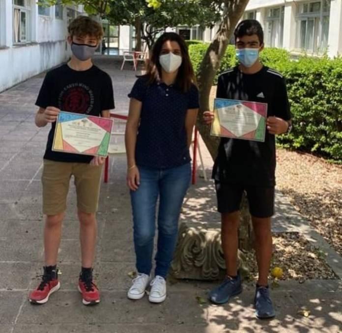 Nou premi per als alumnes de l'IES Felanitx
