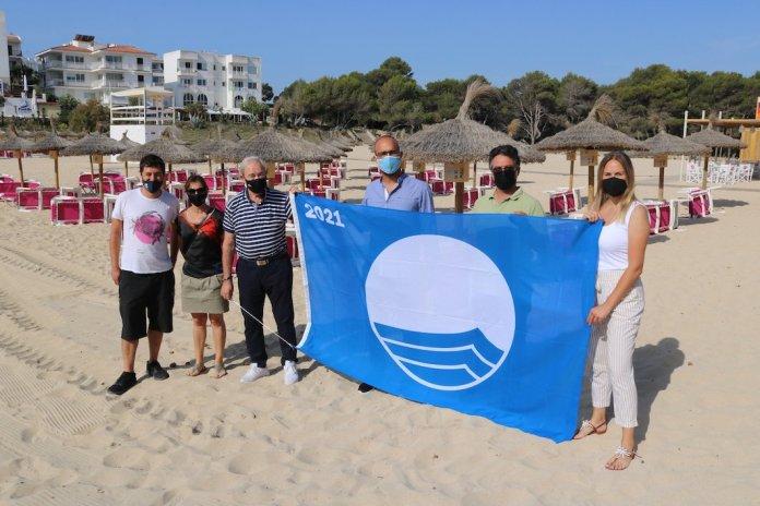 Seguim amb quatre banderes blaves a les platges