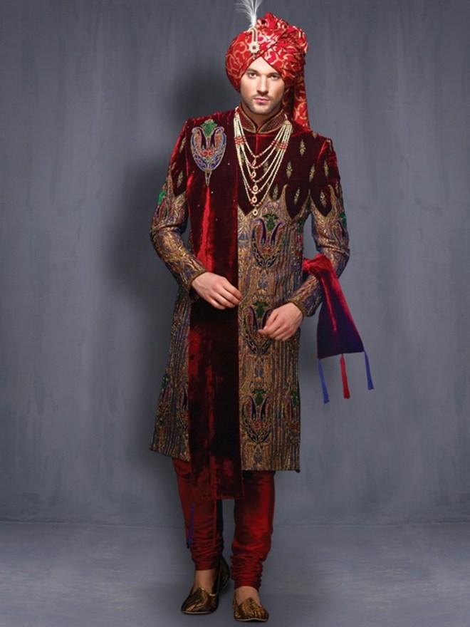 best groom wear sherwani