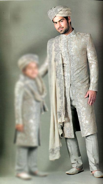 designer groom wear