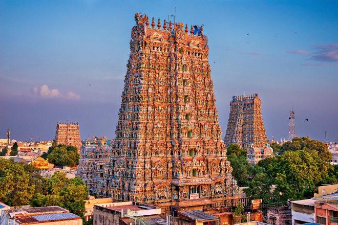wedding venue in temple