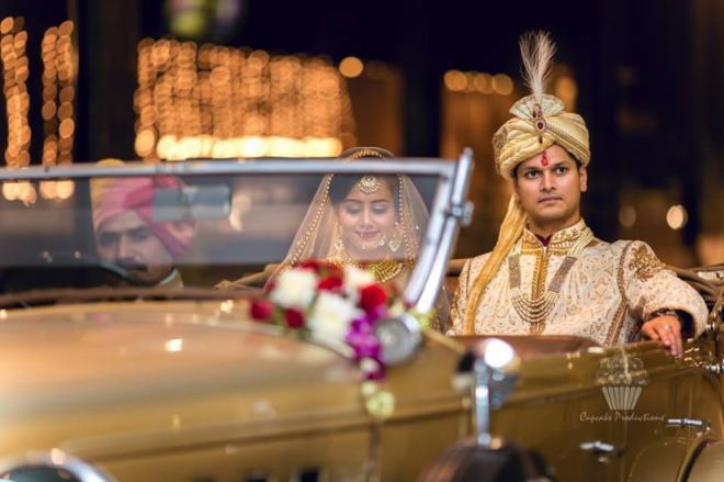 nawabi wedding themes