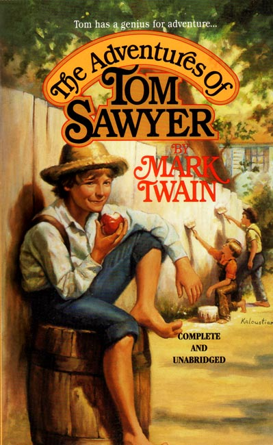 Image result for The Adventures of Tom Sawyer