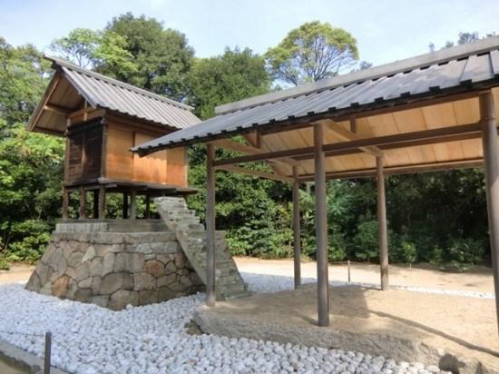 Go'o Shrine on Naoshima