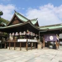 Back to Iwaseo Hachiman-gū (石清尾八幡宮)