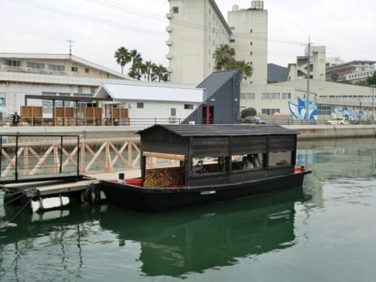 treasure ship - Shodoshima
