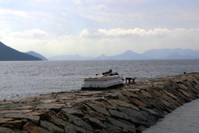 Sea-Songs of the Subconscious on Teshima