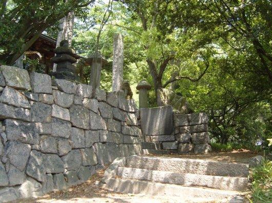 Toyotama-hime Shrine on Ogijima