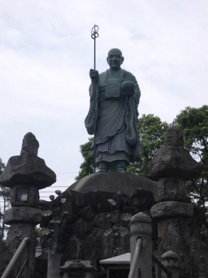 Zentsuji - Kukai