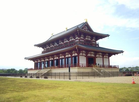 Heijo-jo in Nara