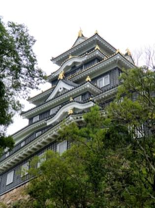 Okayama Castle 14