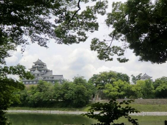 Okayama Castle 16