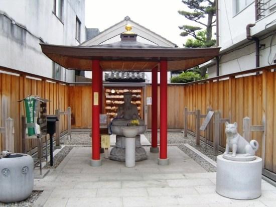 Shinto shrine in Zentsuji