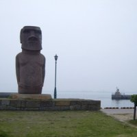 Megijima Statues