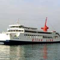 Olive Line Ferry
