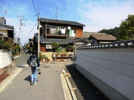 Honmura street