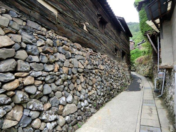 Ogijima Wall