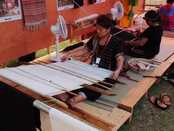 Bengal Island - July 21 - Bangladeshi Traditional Weaving