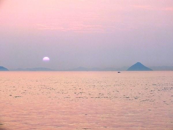 Bengal Island - July 21 - Sunset