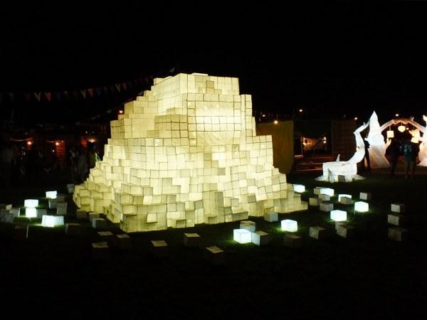 Project for Sea-Light in Takamatsu 2013 - 6
