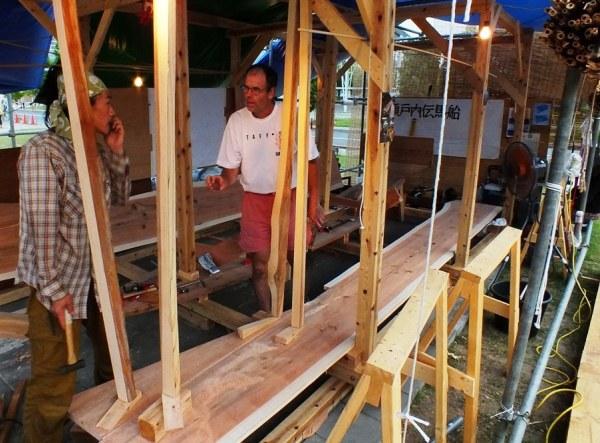 Bengal Island - 28 july 2013 - Douglas Brooks and Koji Matano