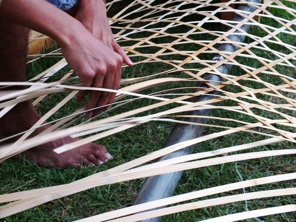 Bengal Island - 28 july 2013 - Weaving Weaving - 4
