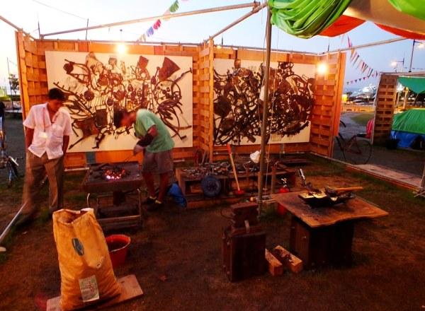Atsuhi Ozawa - Oza Metal Studio Takamatsu - Bengal Island