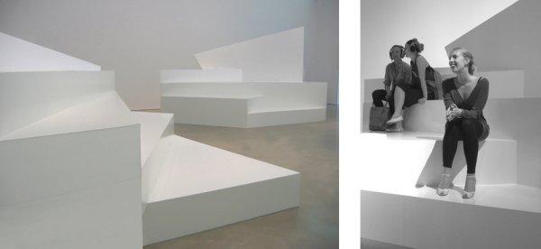 Exhibition design Bonniers kunsthalle