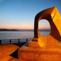 Sunset in Takamatsu