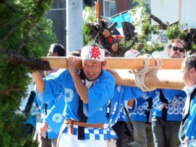 Karato Matsuri 2013 - Teshima - 19