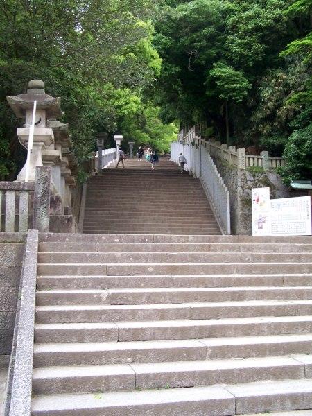 Climbing Konpira-san - Part Four - 02